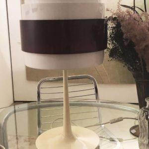 Vintage mushroom Ikea table lamp by Magnus Eleback & Carl Ojerstam