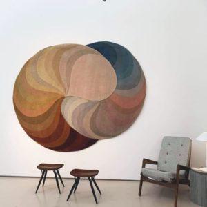 Pair of stools PIRKKA by ILMARI TAPIOVAARA