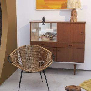 Vintage Teak Sideboard or Sidebar