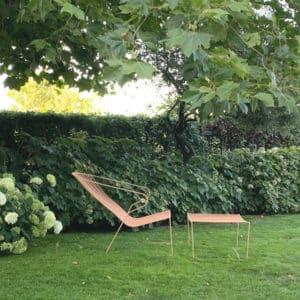 ISIMAR MONACO Lounge Chair Outdoor