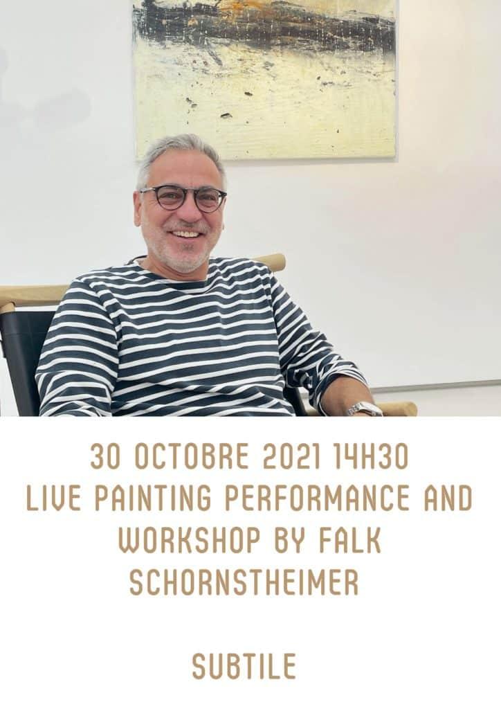 Painting Workshop Falk