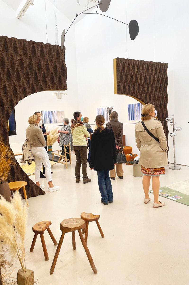 Inside Subtile gallery