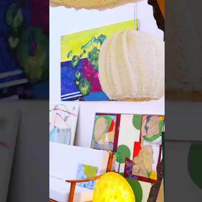 Frank Jons live painting